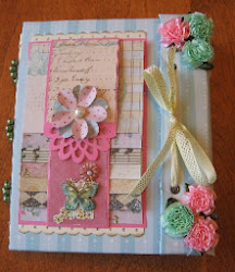 TUTORIAL Beaded Scrapbook Album