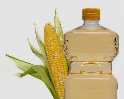 زيت الذرة يقلل الكولسترول في الدم