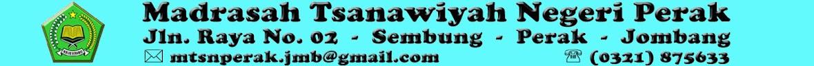 MTs Negeri Perak Jombang