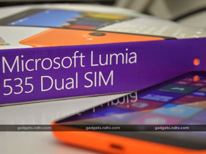 Novo Lumia 535 Dual SIM
