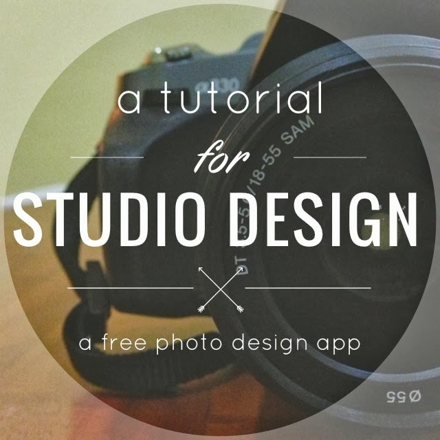 Cropped Stories: A tutorial for Studio Design: a free photo design app