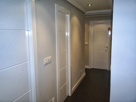 Reforma integral g interiorisme promocion puertas - Puertas lacadas blancas precios ...