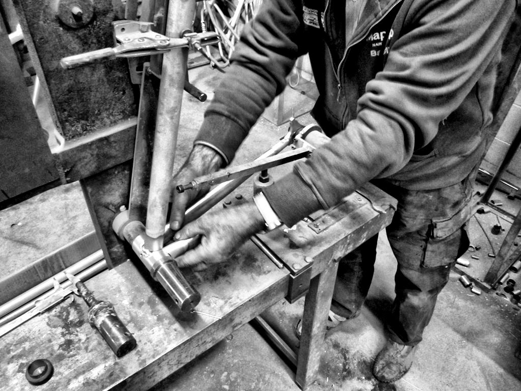 Pelizzoli craftman Italian bike frames