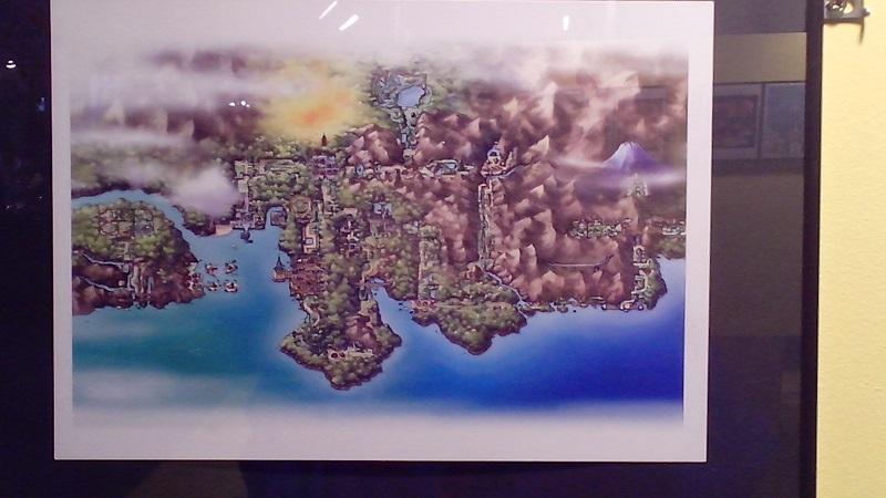 Exposición Pokémon Johto
