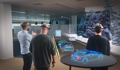 Η Volvo συνεργάζεται με τη Microsoft για τεχνολογίες στον τομέα της αυτοκίνησης