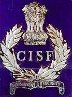 CISF DRiver vacancies 2012
