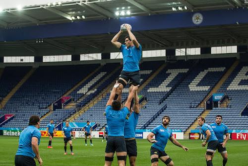 Los Pumas listos para enfrentar a Tonga