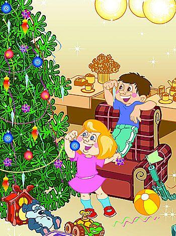 Cuentos y poemas de navidad comunicacion - Arbolito de navidad ...