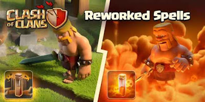 Update Clash of Clans September 2015
