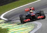 lewis hamilton gp do brasil 2012