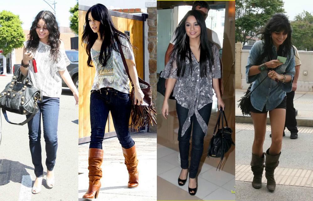 Style Crush   Vanessa Hudgens