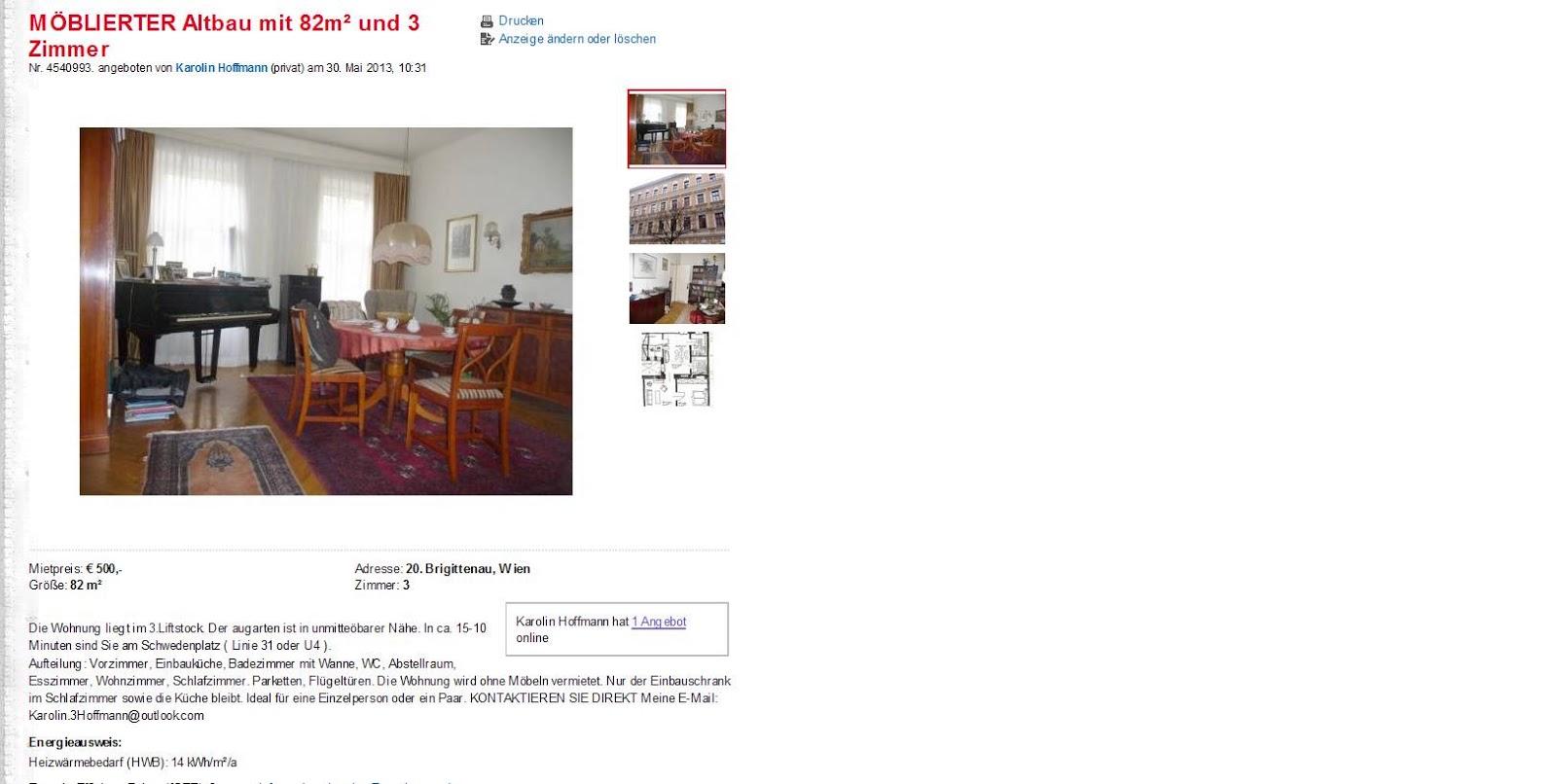 Aufteilung: Vorzimmer, Einbauküche, Badezimmer Mit Wanne, WC, Abstellraum,  Esszimmer, Wohnzimmer, Schlafzimmer.