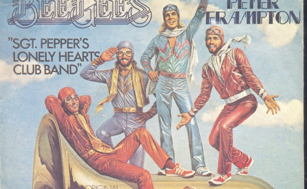 Sgt Peppers Lonely Hearts Club Band Movie Bee Gees