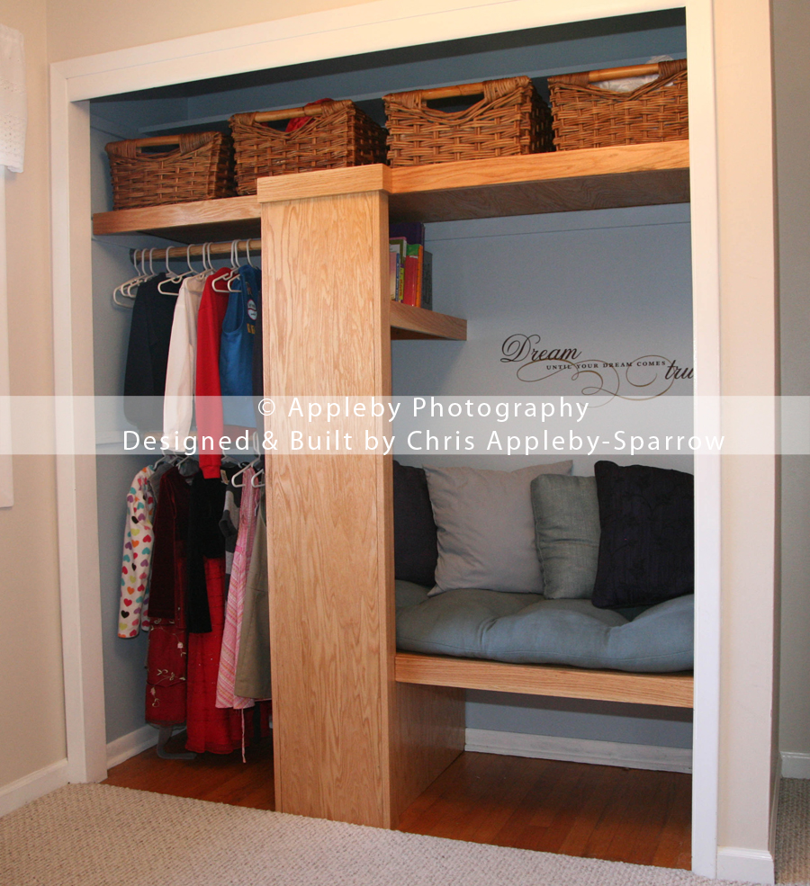 Appleby Photography: The Reading Nook Is Done