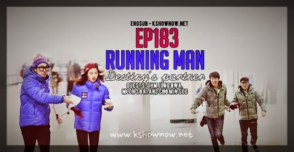 Running Man Episode 183