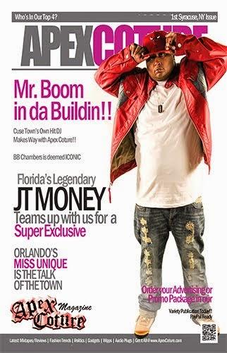 CUSE TOWN'S DJ BIG BOY