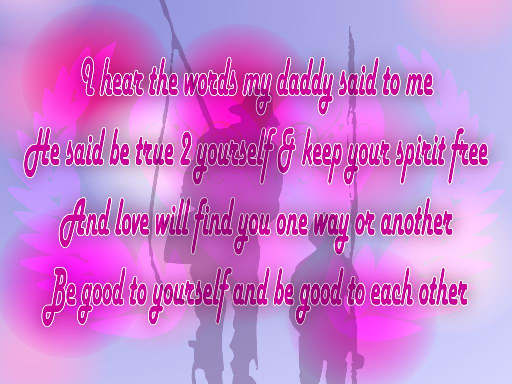 Song lyrics Quotes. QuotesGram