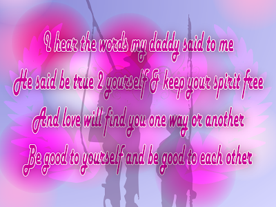 Am I Ready For Love - Taylor Swift Song Lyric Quote in Text Image