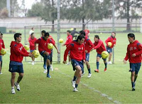 Las Chivas entrenarán en Mazamitla