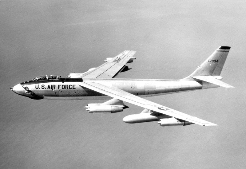 B-47 Stratojet Bubsonic Bomber