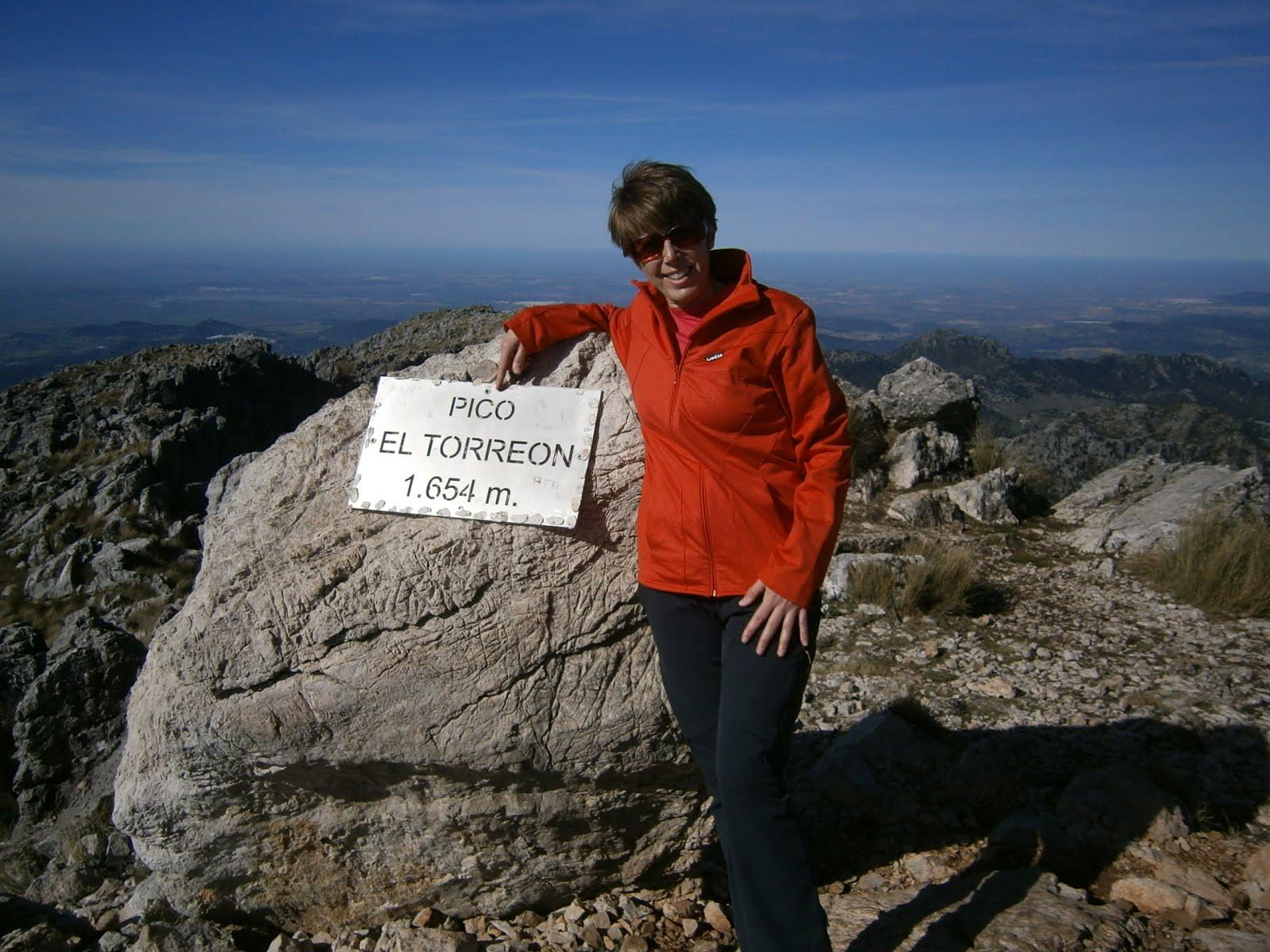 Cumbre del Torreón, Cádiz