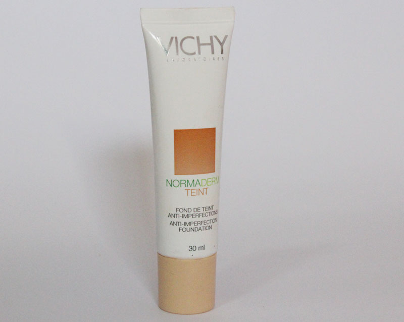 base vichy 1 Base Normaderm Teint da Vichy