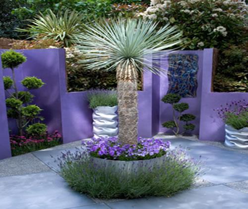 Fusion Garden Design Styles