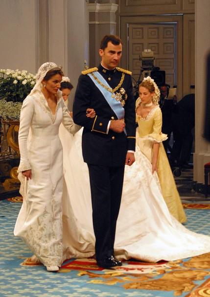 Prince Felipe u0026amp Princess