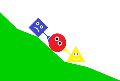 Kreis Quadrat und Dreieck