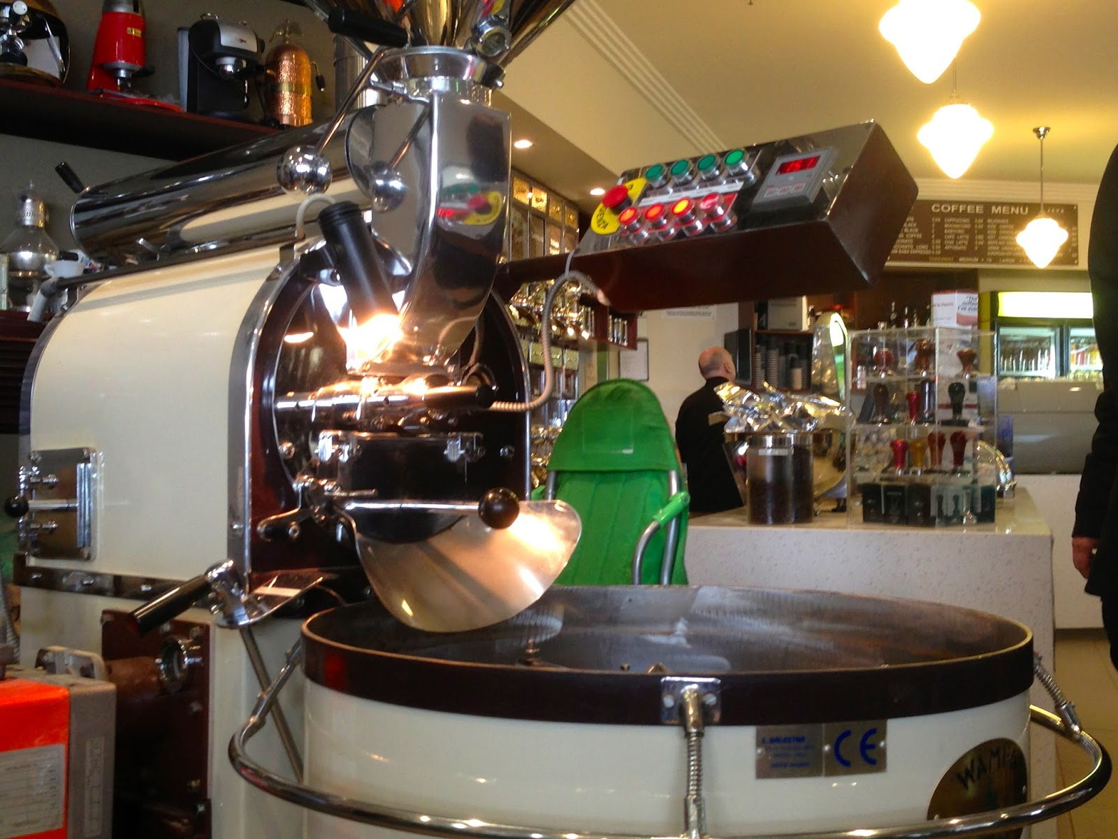 Java Lifestyle Coffee and Tea - Campbelltown Food Trail