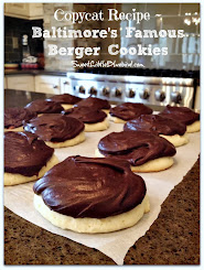 Copycat Recipe ~ Baltimore's Famous Berger Cookies