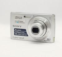 harga Camdig Seken Sony DSC W510