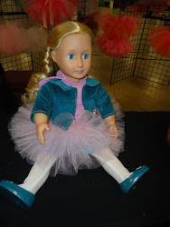 Now offering doll tutus!