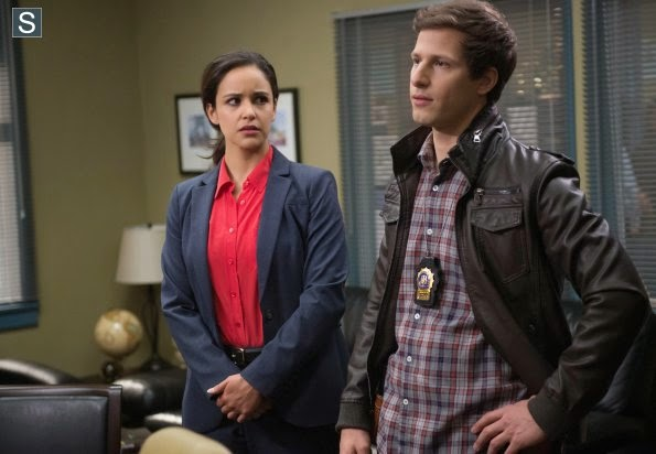 Brooklyn Nine-Nine - Episode 1.22 - Charges and Specs - Review