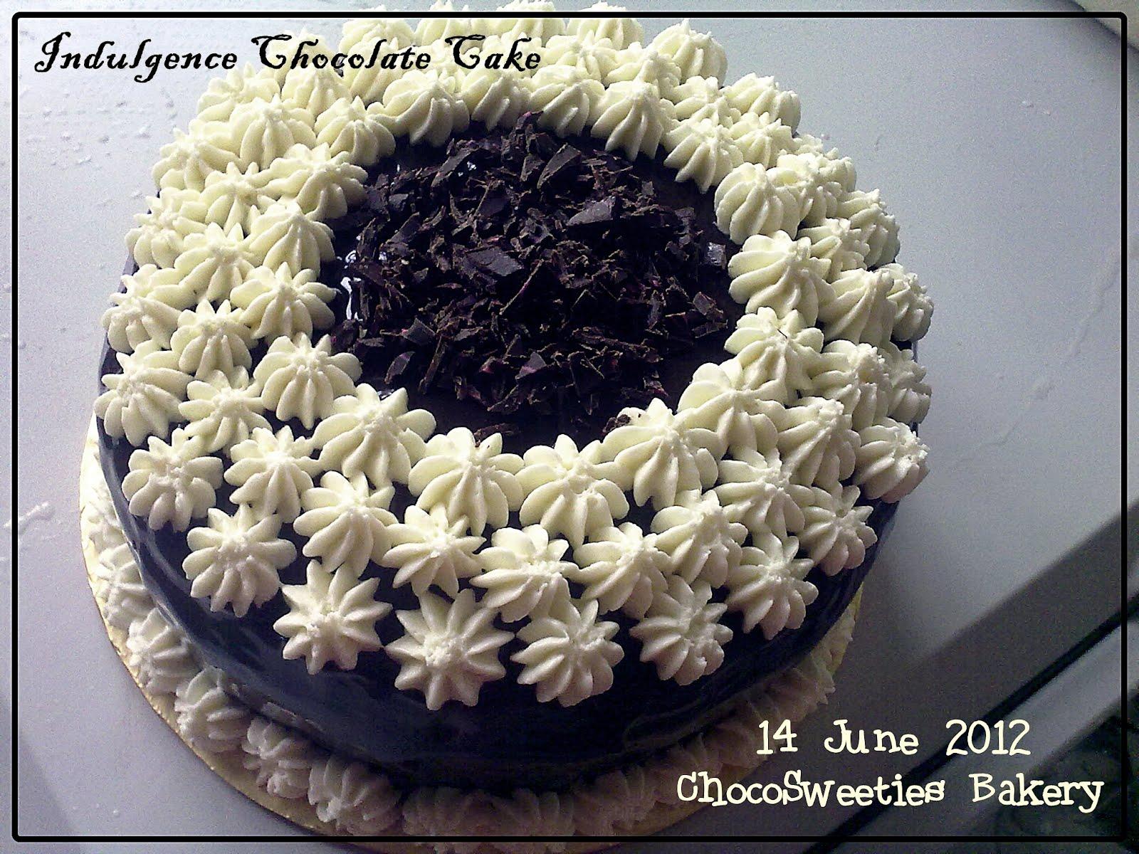 Indulgence Chocolate Cakes