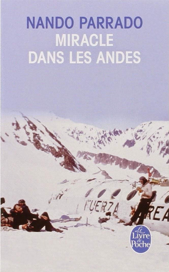 Miracle dans les Andes : exemple de survivalisme après un accident d'avion