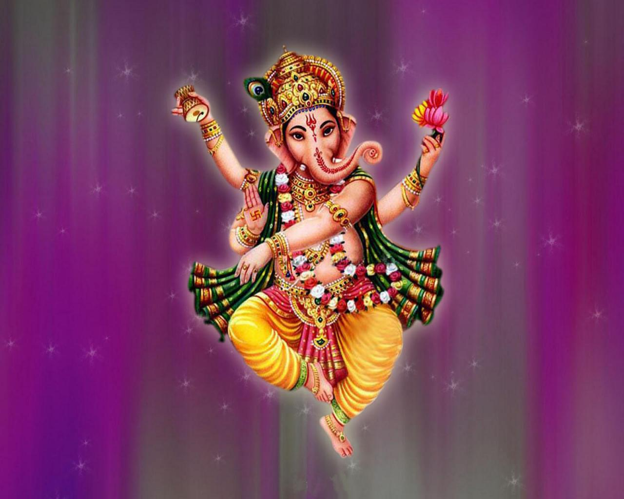 lord ganesha wallpaper computer background - photo #22
