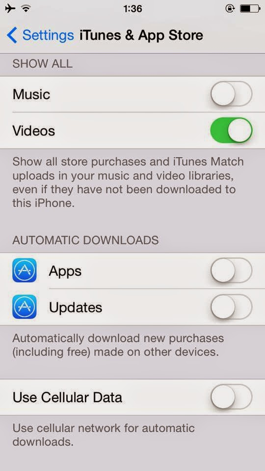 Cara Menonaktifkan Auto Update Aplikasi iPhone