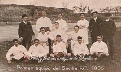 Sevilla Fútbol Club.