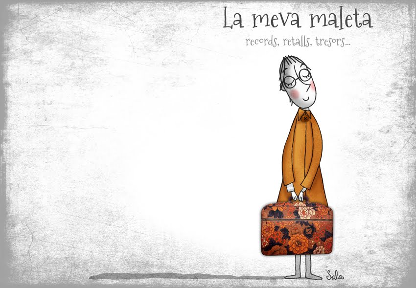 la meva maleta