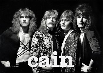BOYZ MAKE NOIZE: Cain - A Pound Of Flesh (1975)