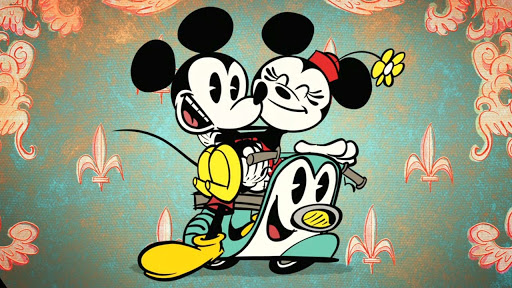 Mickey Mouse: 4×2