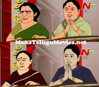 Jayasudha,Vijayamma,Laxmi Parvathi,Konda in Lallu Brothers