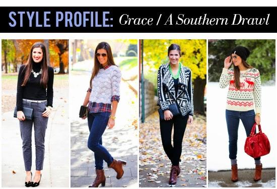 La Petite Fashionista Style Profile: Grace, A Southern Drawl