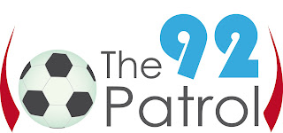 The 92 patrol logo