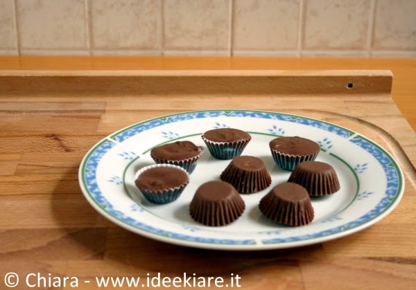 Cioccolatini homemade