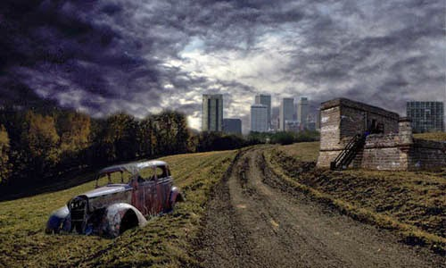 http://www.webdesign.org/photoshop/photo-editing/photoshop-tutorial-urban-wasteland-photo-manipulation.19701.html