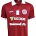 Desportiva Ferroviária lança uniformes de 2014