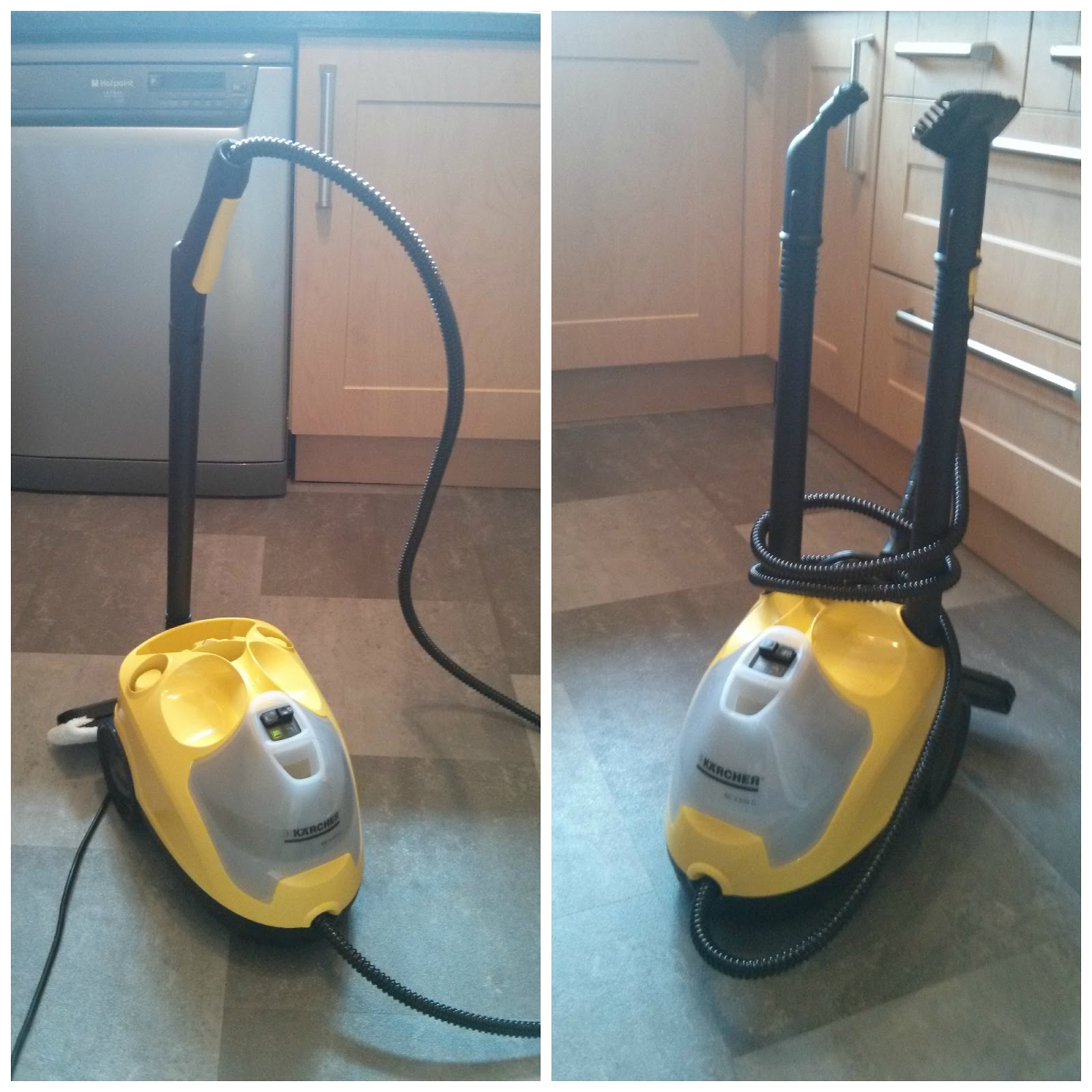 Kitchen Floor Steam Cleaner Medicated Follower Of Fashion Karcher Steam Cleaner Review