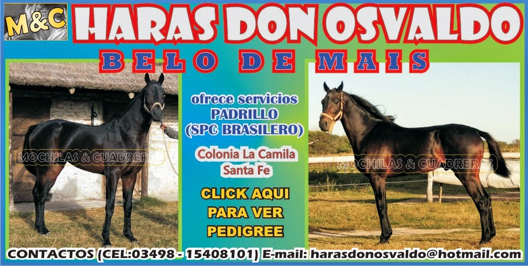 HARAS DON OSVALDO
